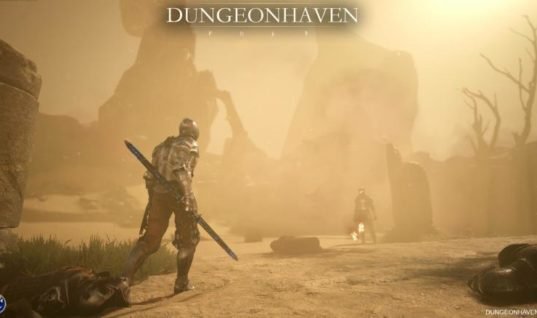 Dungeonhaven: First Look