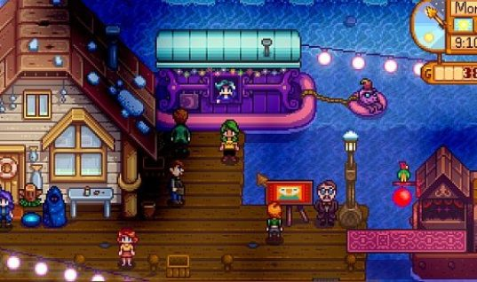 Stardew Valley's multiplayer might be the perfect hang out game
