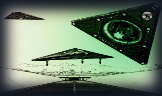 TR3B Astra Is UFO Technology And Derived By Aliens?