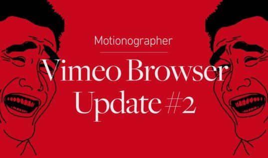 Vimeo Browser WIP