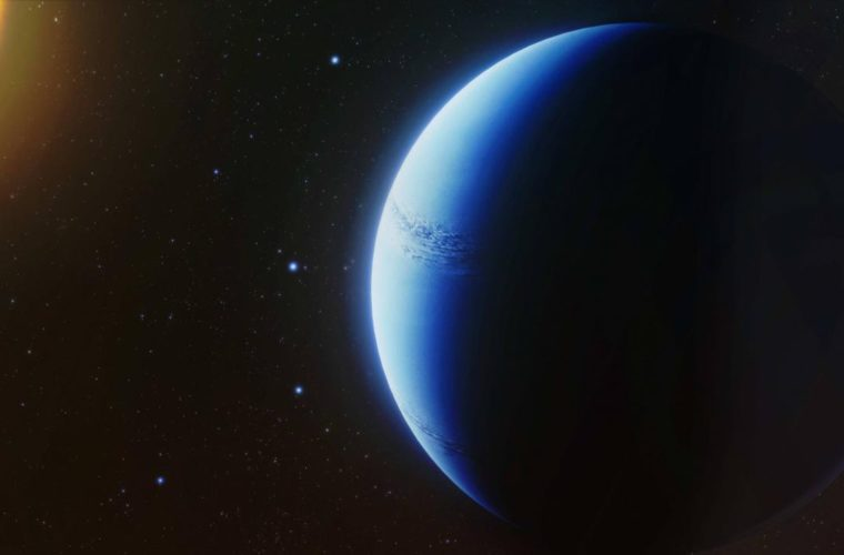 This Alien World Has No Clouds, and That's Weird
