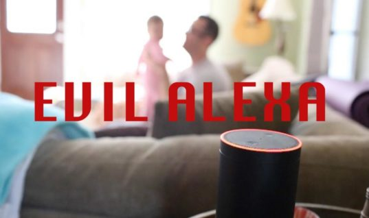 You're Being Hacked, Unplug Your Alexa Devices Right Now