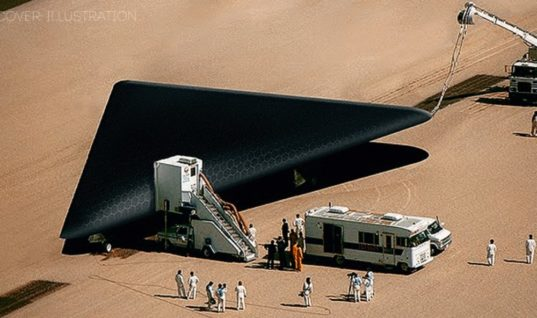 US Govt Recovered Materials from UFO's, Officials Admit: they are Stored Here