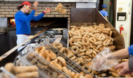 Why the Montreal bagel is the superior bagel