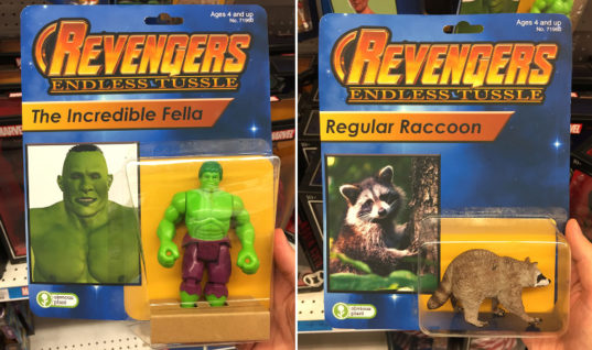 These Bootleg Avengers Are So Bad They Got Sold Out Immediately