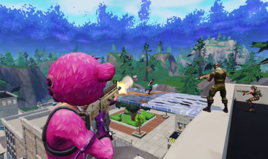 Fortnite will be down for its v4.2 update