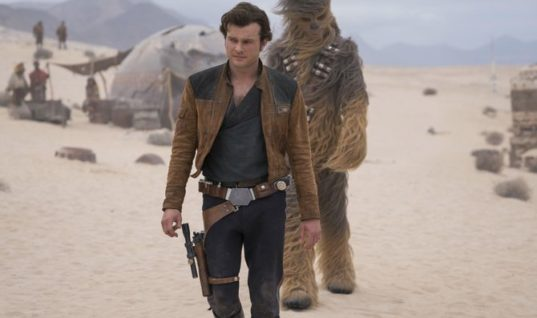 Let's talk about that fantastic Solo: A Star Wars Story cameo
