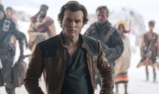 'Solo' Is Reportedly Most Expensive 'Star Wars' Movie