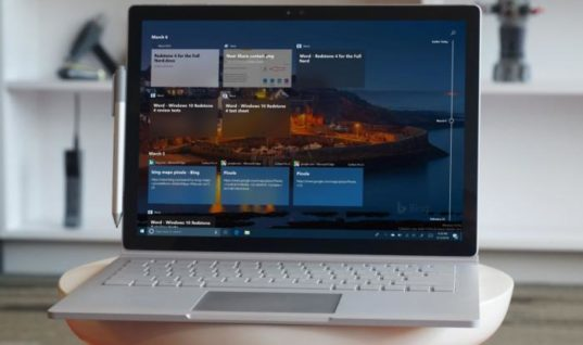 Yet another bunch of Microsoft Surfaces don't work with Win10 version 1803