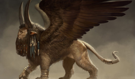 Lamassu: The Protectors Of Mesopotamia