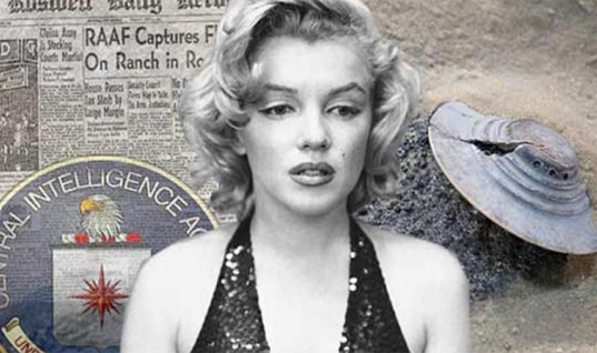 "Marilyn Monroe was ""Eliminated"" because she knew ALIENS existed"