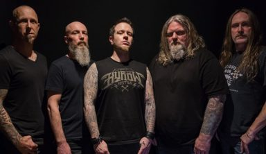 """IMONOLITH's (THREAT SIGNAL, Ex-STRAPPING YOUNG LAD) New Song """"The Reign"""""""