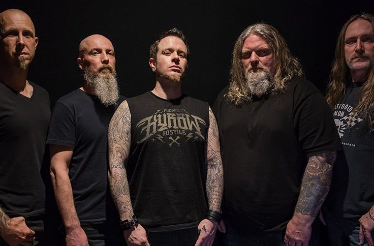 "IMONOLITH's (THREAT SIGNAL, Ex-STRAPPING YOUNG LAD) New Song ""The Reign"""