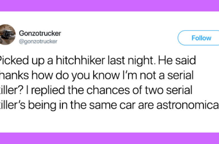 30+ Tweets I Thought Were Really Funny When I Was Drunk Yesterday