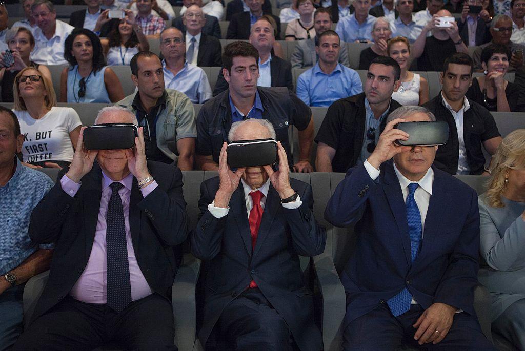 VR Politics