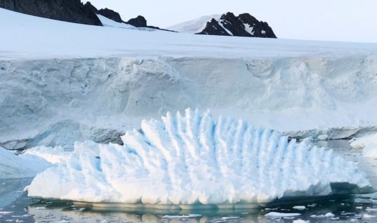 How Scientists Tracked Antarctica's Stunning Ice Loss