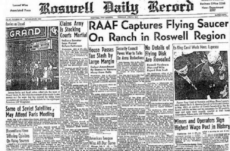 Possible Roswell UFO Debris Draws Interest of Geologist