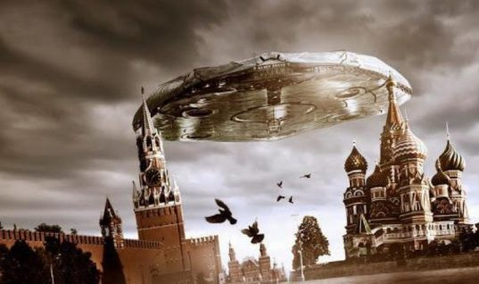 Russia Made An Announcement: UFO's Are Real!