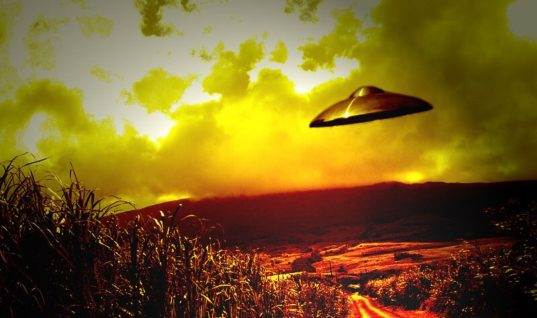 "The Mass UFO Encounter at ""Ariel School"""