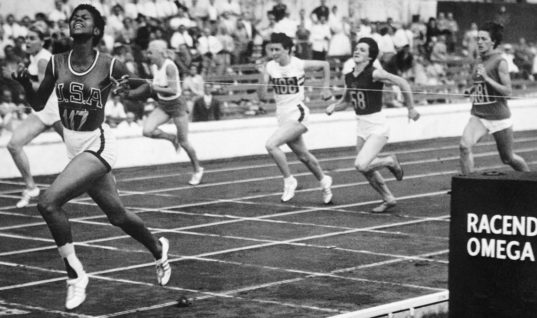 How Wilma Rudolph Became the World's Fastest Woman