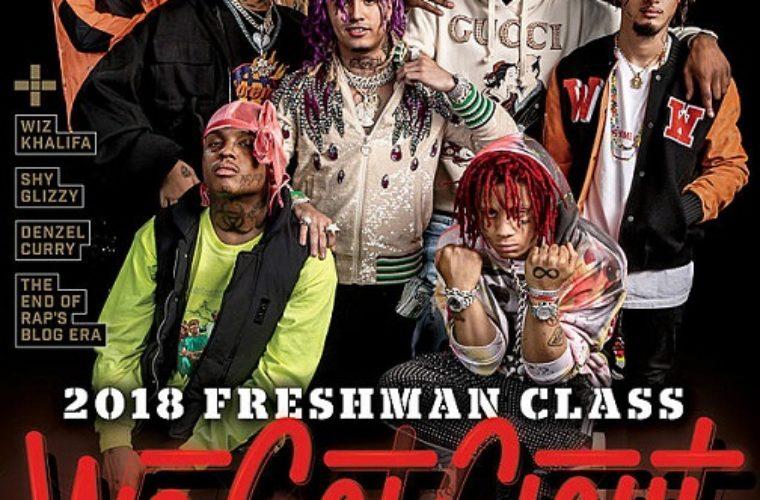 XXL Freshman Class 2018