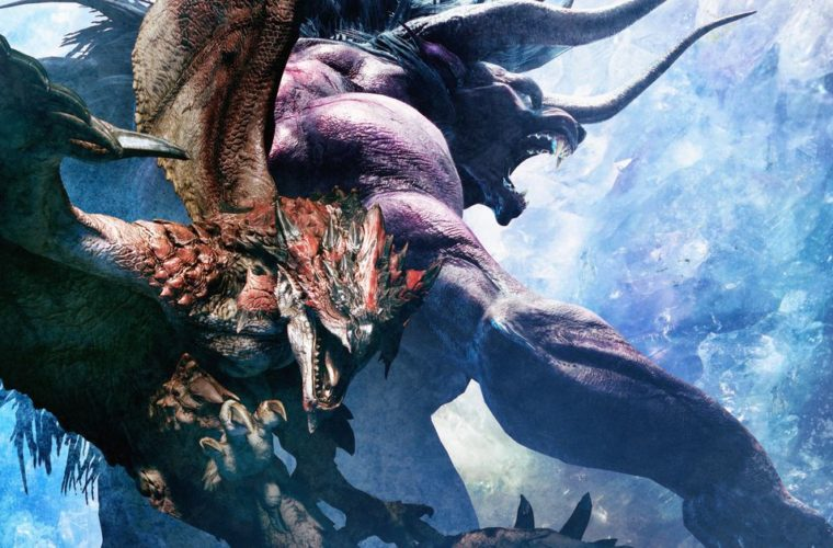 Final Fantasy 14's Behemoth invades Monster Hunter: World next month