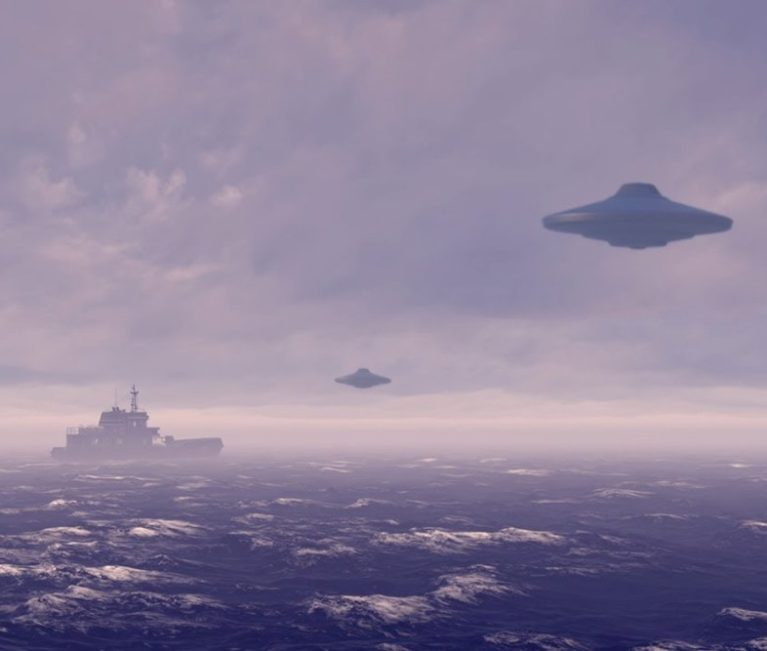 A UFO Sighting the US Navy Can't Explain!