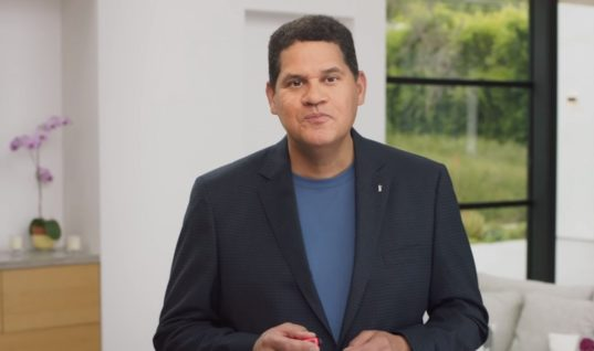 "Reggie Reveals Metroid Prime 4 Development Is ""Proceeding Well"""