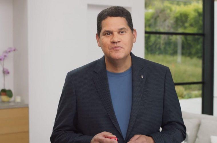 "Reggie Reveals Metroid Prime 4 Development Is ""Proceeding Well"""