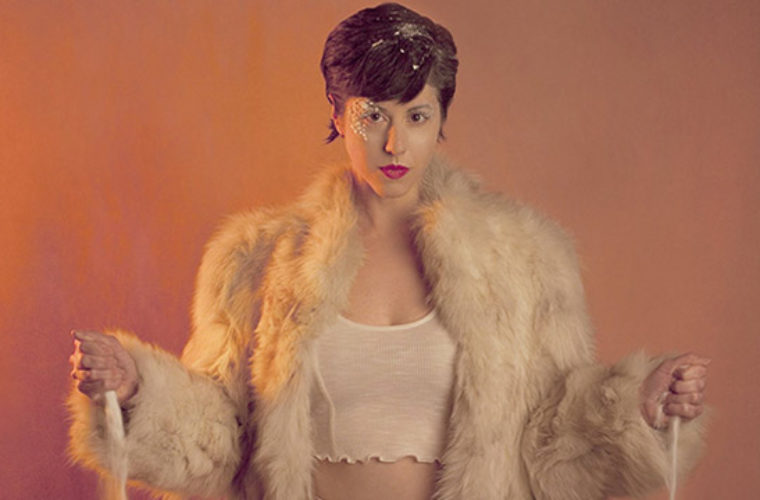 Album Premiere: Ruby Rose Fox, 'Salt'