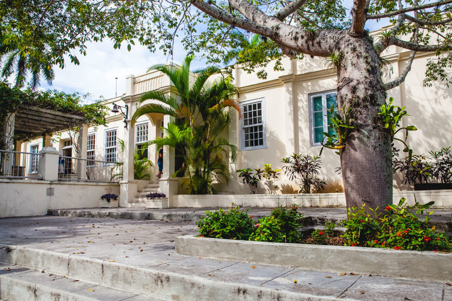 Earnest Hemingway's House in Havana
