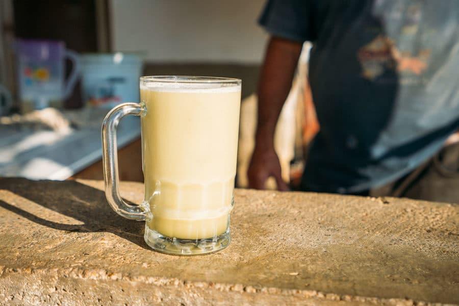 Cuban Sugar Cane Juice