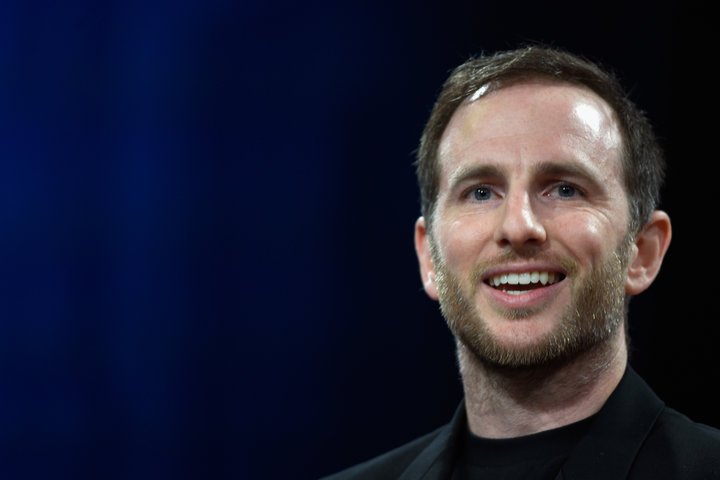 Jo Gebbia, the co-founder of Airbnb.