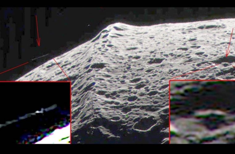 Why Saturn's Moon Iapetus Could Have Been Artificially Made By Extraterrestrials