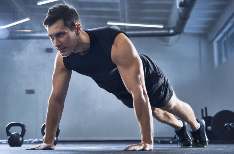 You'll Live Longer If You Can Do This Many Push Ups, Say Scientists