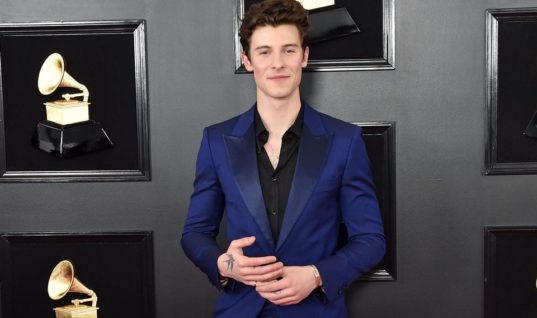 Shawn Mendes Owns The Red Carpet By Wearing One Of The Hardest Tuxedo Colours