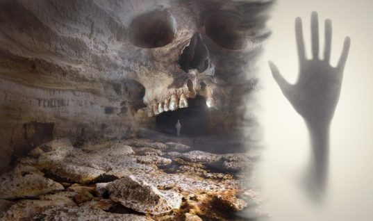 The Shadowhunters of the Kentucky Caves