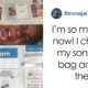 Mom Gets Mad After Finding Son's School Photos, But Internet Finds Them Hilarious