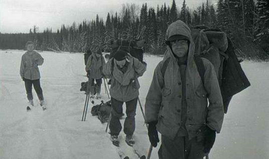 Drone films site of mysterious death of Russian hikers 60 years ago as probe reopened