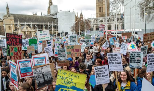 UK Labour Party Declares National Climate Emergency in Likely Political First