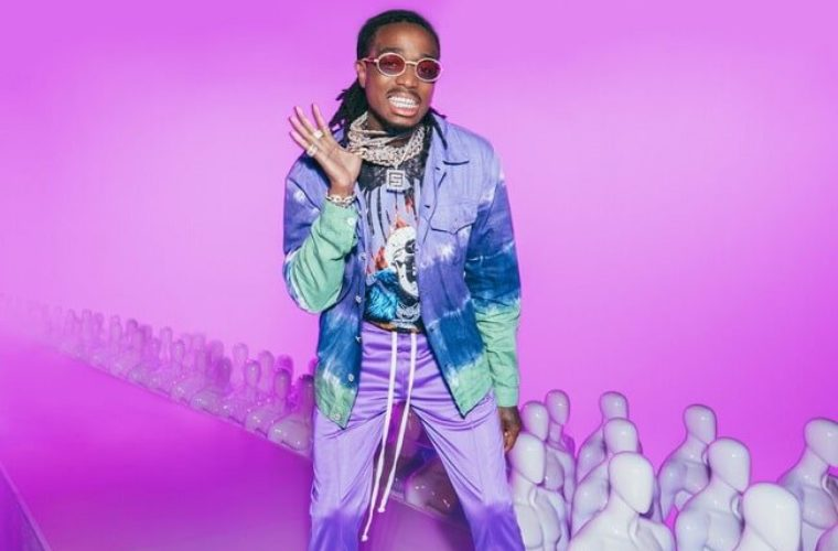 boohooMAN Launch Collaboration with Rapper Quavo