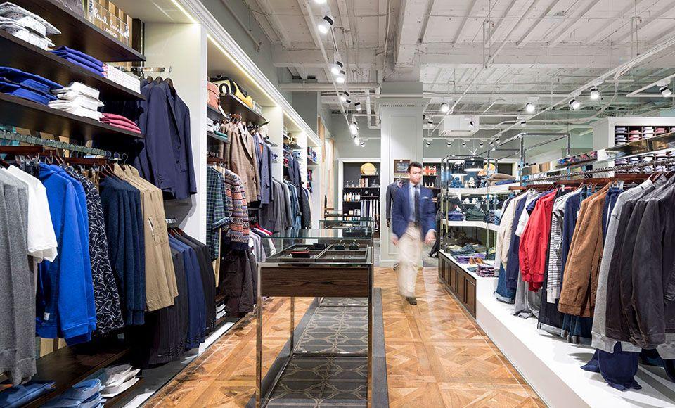 Menswear shops melbourne