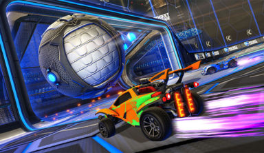 Rocket League gets an esports shop that shares revenue with teams and players