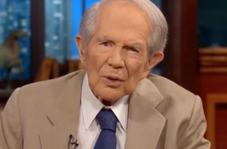 """Televangelist Pat Robertson Says Alabama's """"Extreme"""" Abortion Law """"Goes Too Far"""""""