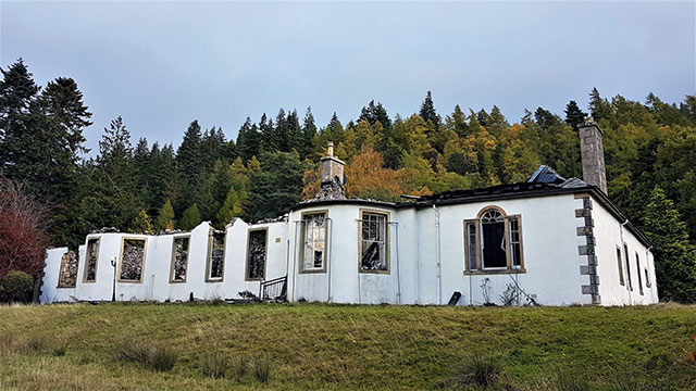 Aleister Crowley's Boleskine House is for sale