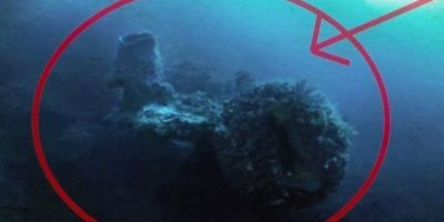Researcher Found An Alien Shipwreck In The Bermuda Triangle