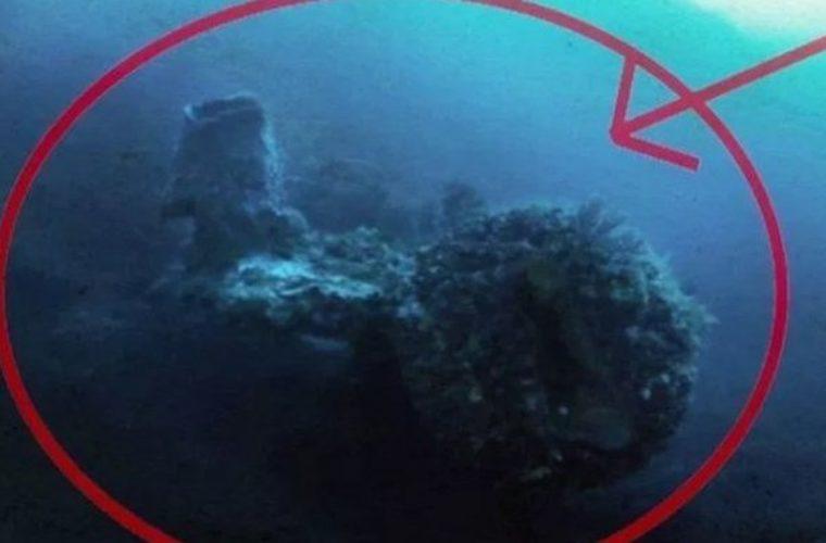 Researcher Found An Alien Shipwreck In The Bermuda Triangle