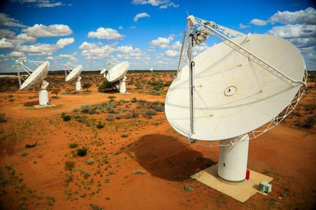 origin of an extraterrestrial signal