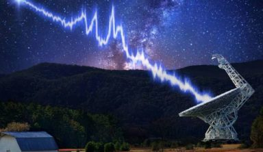 Astronomers identify the origin of an extraterrestrial signal emitted from 400,000 light years far in the constellation Grus