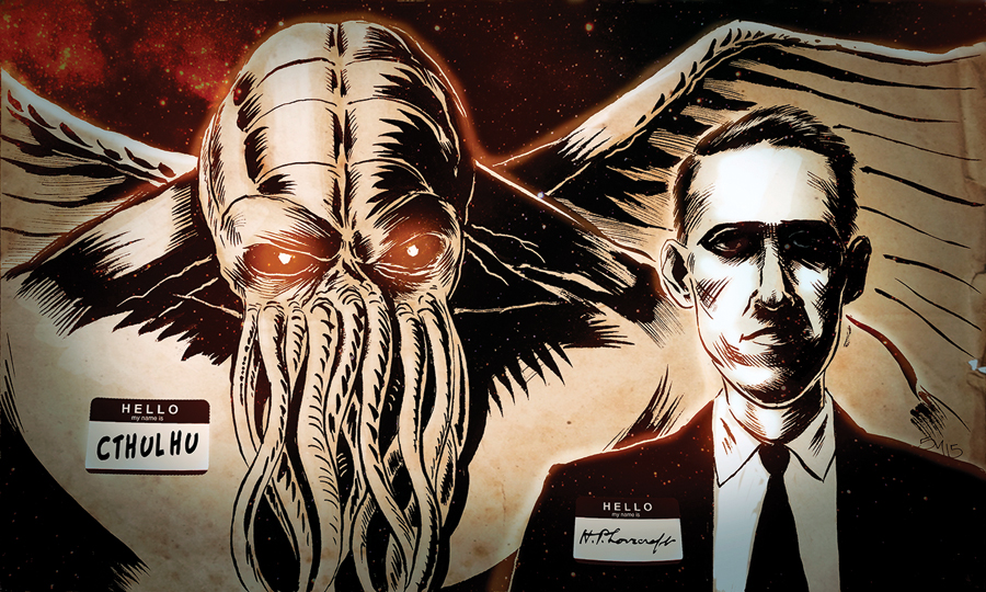 The Mythos of Lovecraft, fiction and reality 79